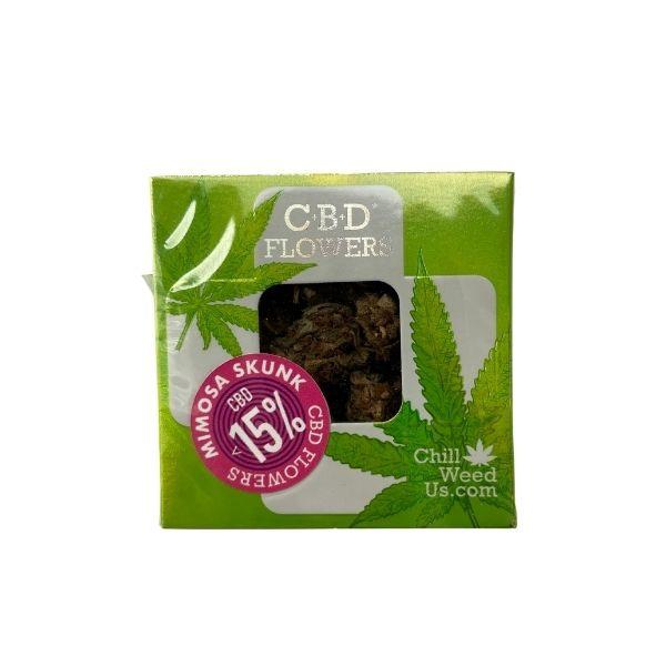 Mimosa Skunk susz CBD 15% 1,5g