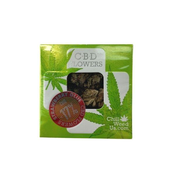 Strawberry Glue susz CBD 17%
