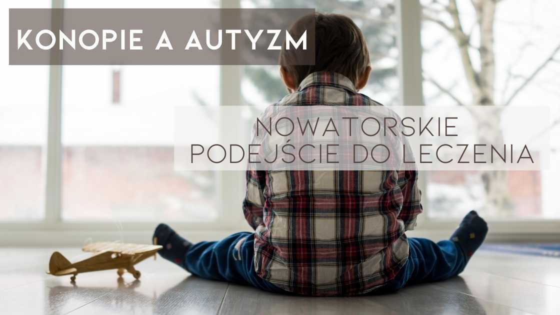 konopie a autyzm