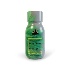 smakowy shot cbd lemon