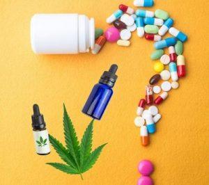 Czy powinno łączyć się CBD z lekami?