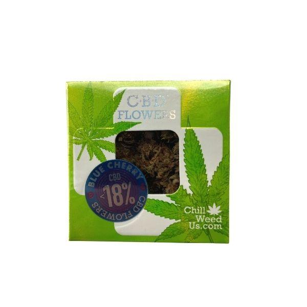 Kwiaty konopi Blue Cherry 1,5g