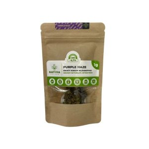 Kwiaty konopi Purple Haze 5,7% CBD